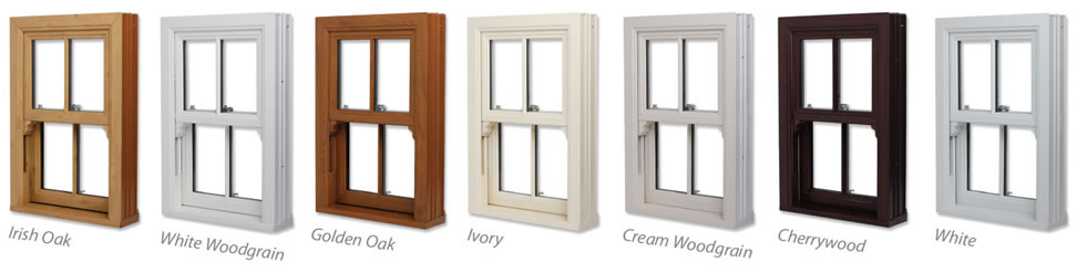 UPVC Sash Windows Dublin