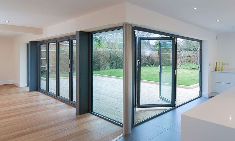 Aluminium windows dublin top range aluminium windows for Best triple glazing