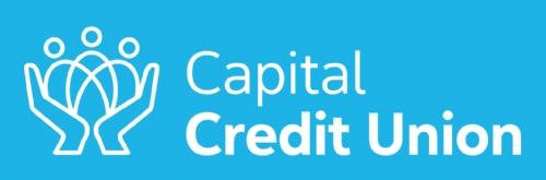 CCU Logo Light Blue White