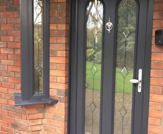 Composite Doors Price Dublin